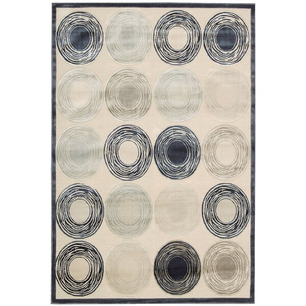 Bel Air Prelude Ivory Area Rug by Kathy Ireland Home