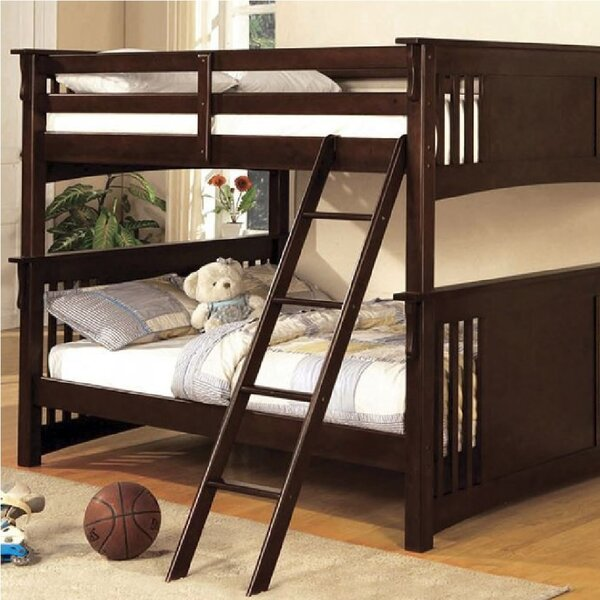 Charli Full Over Full Bunk Bed by Harriet Bee