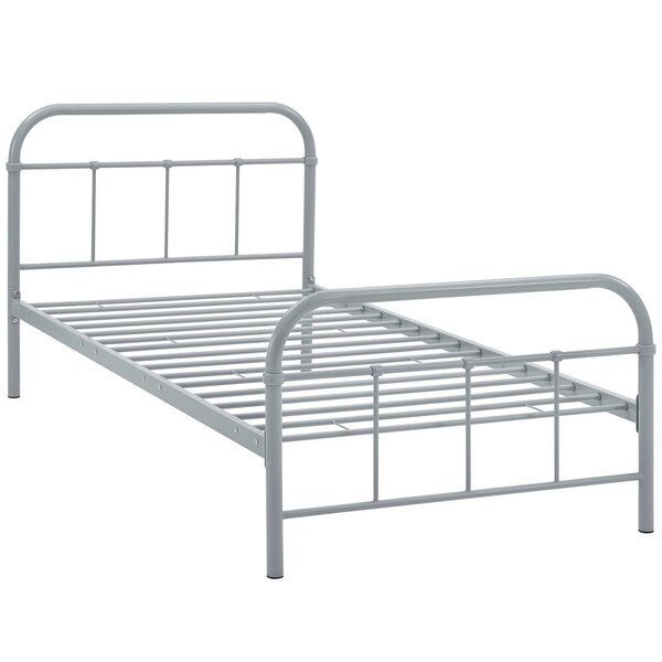 Hartsock Twin Platform Bed by Zoomie Kids
