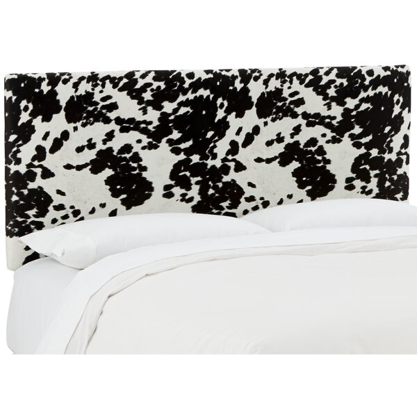 Deirdre Upholstered Panel Headboard by Union Rustic