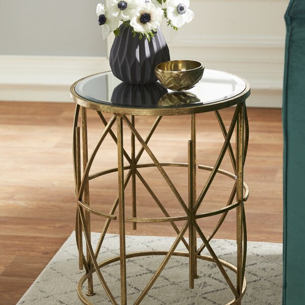Kaidence End Table by Willa Arlo Interiors