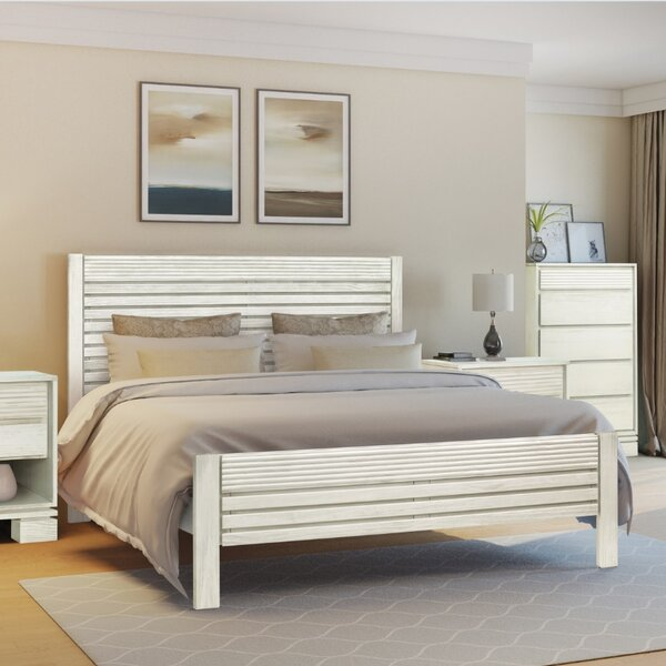Vienna Platform Bed by Artefama