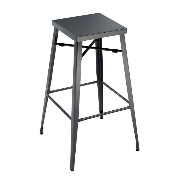 Grosetto 30 Bar Stool (Set of 2) by 17 Stories