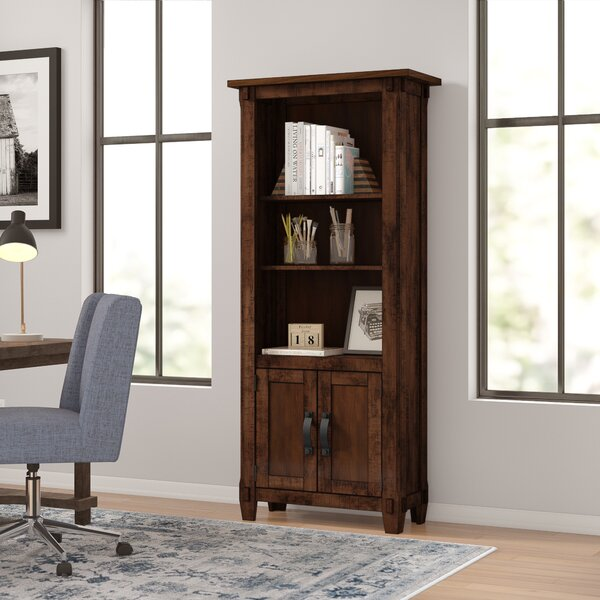 Kemper Standard Bookcase By Three Posts