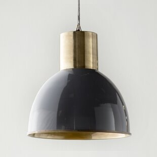 Find for Arturo 1-Light Bell Pendant By 17 Stories