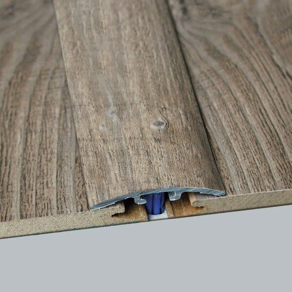 0.25 x 1.5 x 35.5 Pine T-Molding in Antique by ELESGO Floor USA