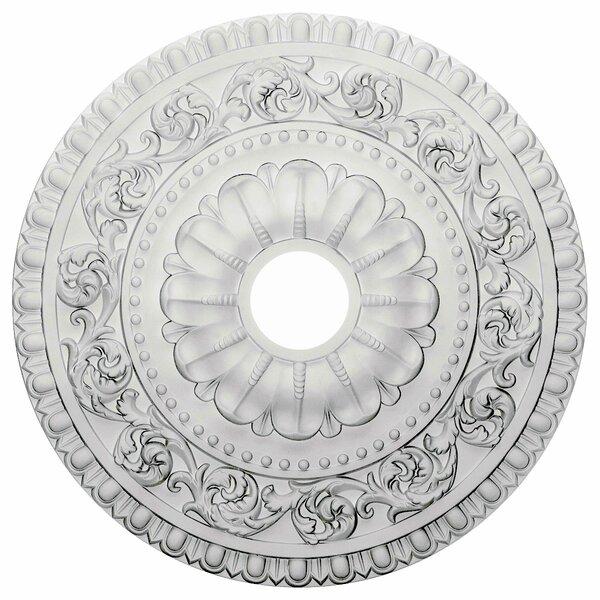 Vaduz 23 1/2H x 23 1/2W x 2 1/8D Ceiling Medallion by Ekena Millwork