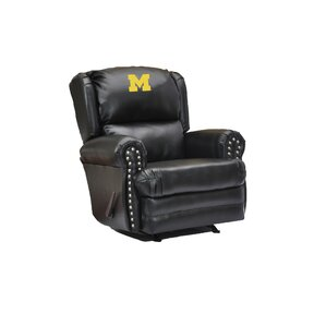 Leather Recliner by Imperial