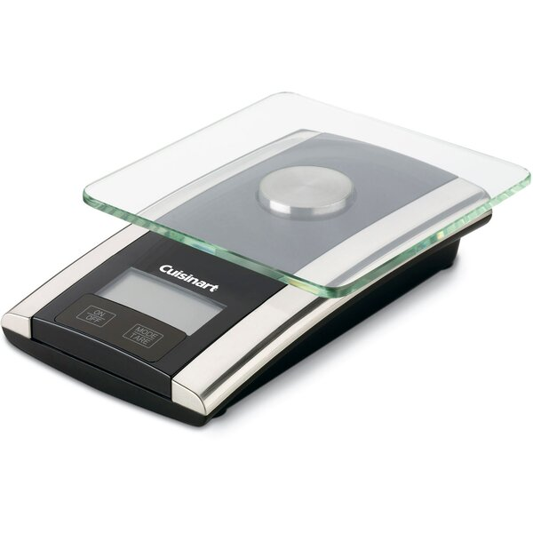 Weight Mate Digital Kitchen Scale by Cuisinart