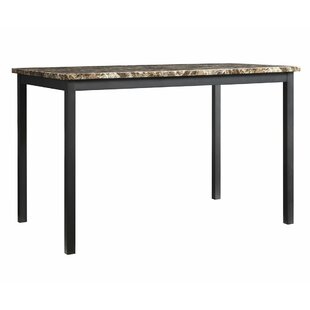 Marble Rectangular Kitchen Dining Tables You Ll Love In 2021 Wayfair