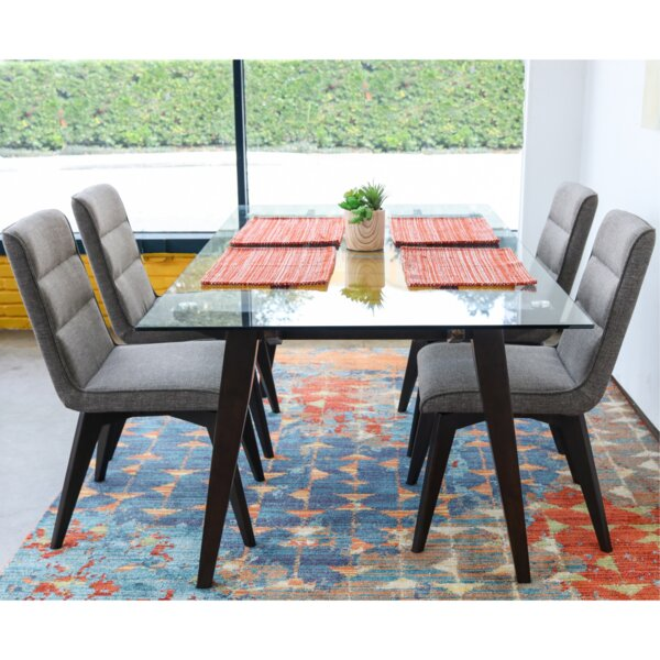 Michale 5 Piece Dining Set by Brayden Studio