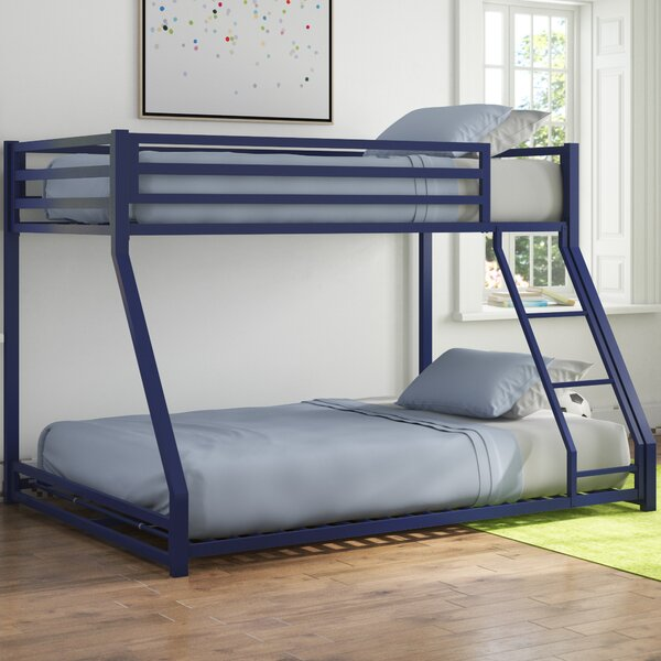 Simoneau Twin Over Full Bunk Bed By Harriet Bee