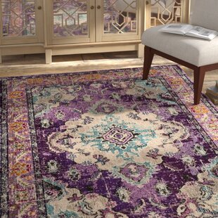 Purple And Blue Rug Rugs Ideas