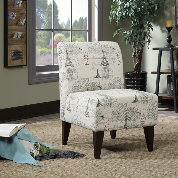 Ianthe Slipper Chair by Andover Mills