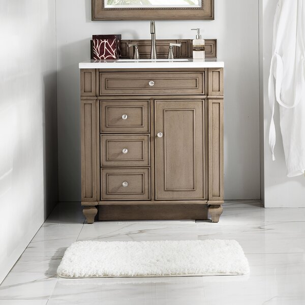 Lambrecht 30 Single Bathroom Vanity Set by Alcott