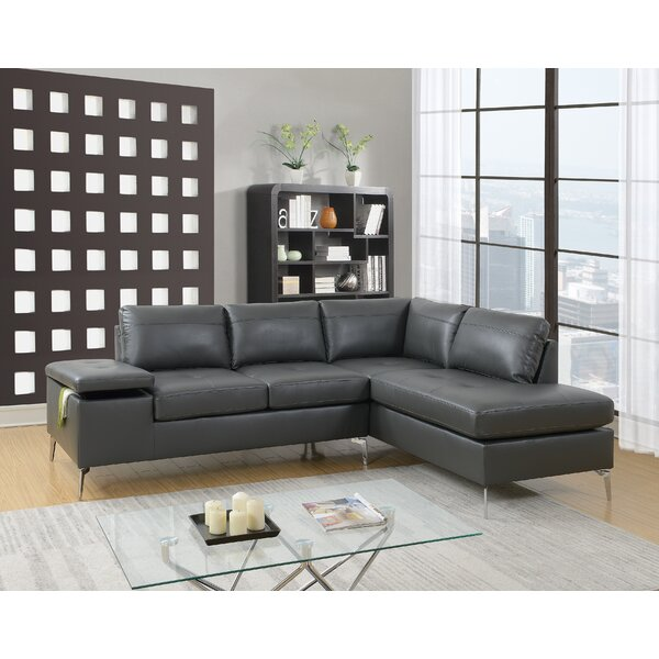 Free S&H Tiedemann Reversible Sectional