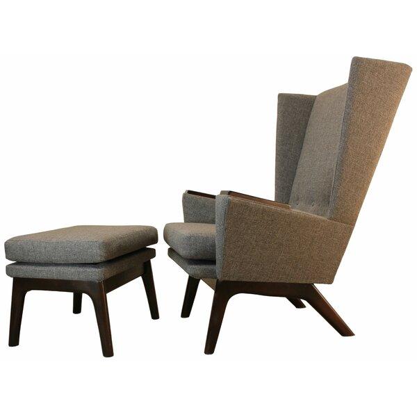 Wingback Chair by Brayden Studio