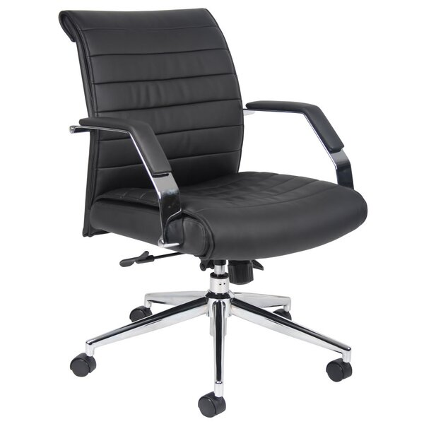 Caressoft Plus Desk Chair by Boss Office Products