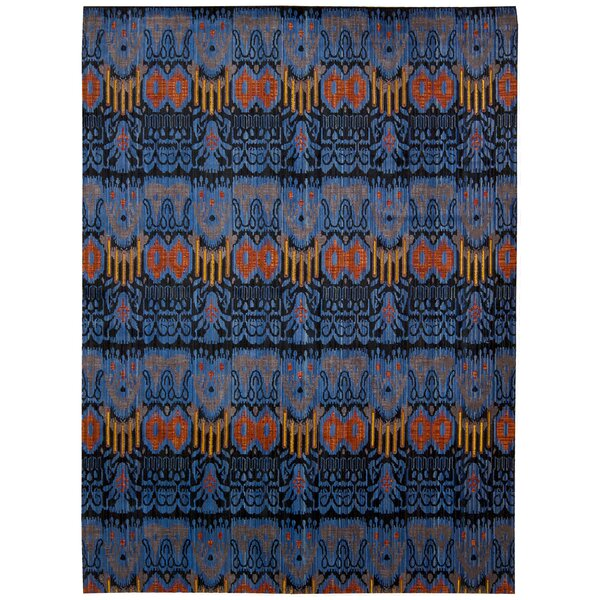 Moroccan Blue Area Rug by Barclay Butera
