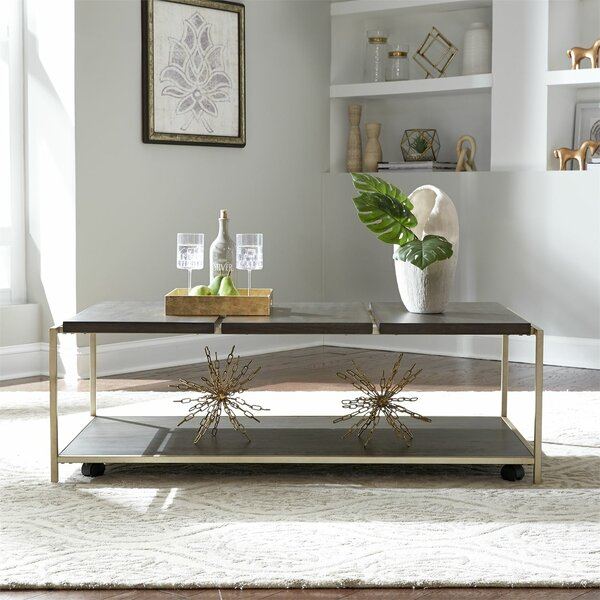 Suus Coffee Table With Storage By Gracie Oaks