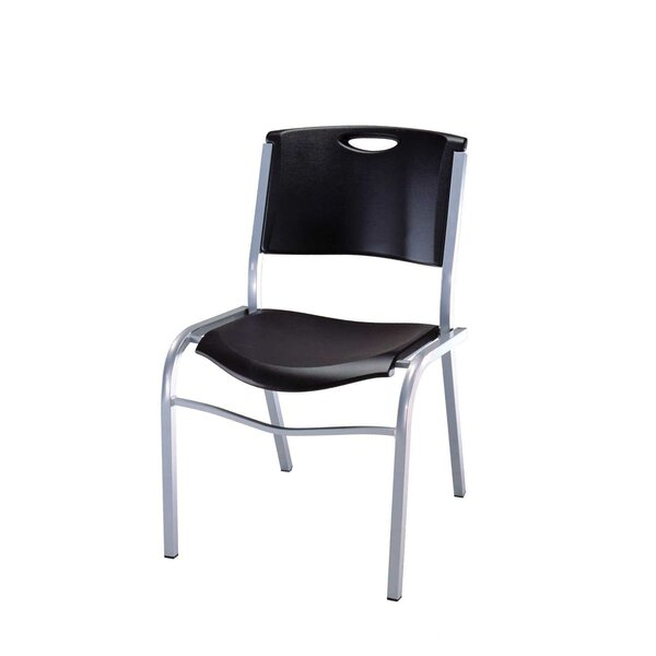 Armless Stacking Chair (Set of 14) by Lifetime