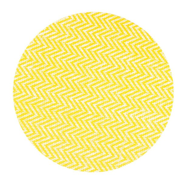 Dakotah Round Placemat (Set of 2) by Willa Arlo In