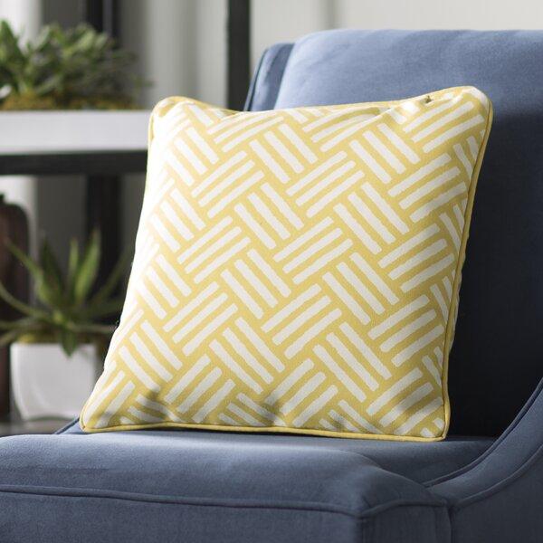 Moyers Outdoor Throw Pillow by Brayden Studio