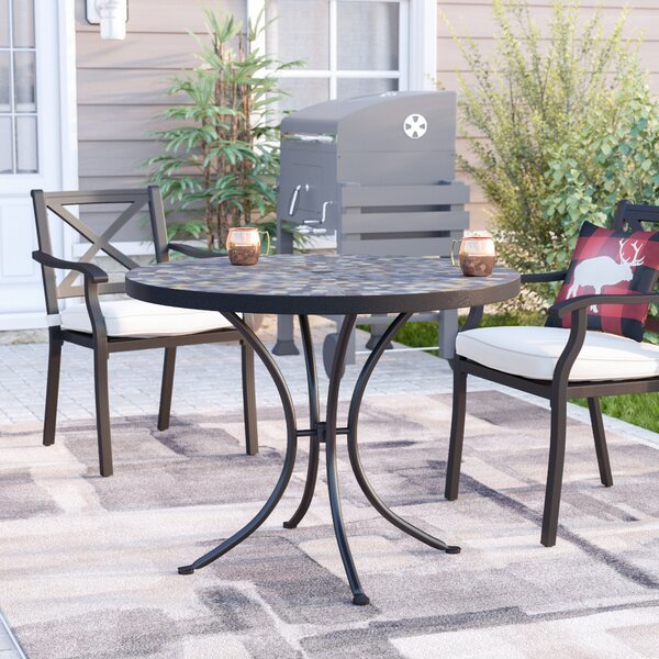 Sequoyah Outdoor Dining Table by Loon Peak