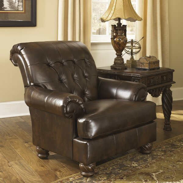Taj Club Chair by Astoria Grand