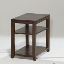 Nels End Table By George Oliver