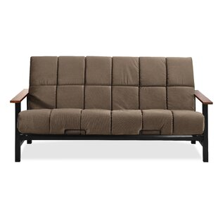 Mcbroom Futon and Mattress Red Barrel Studio