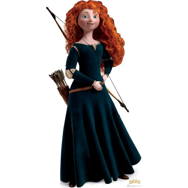 Disney Pixar Brave Merida Cardboard Stand-Up by Advanced Graphics