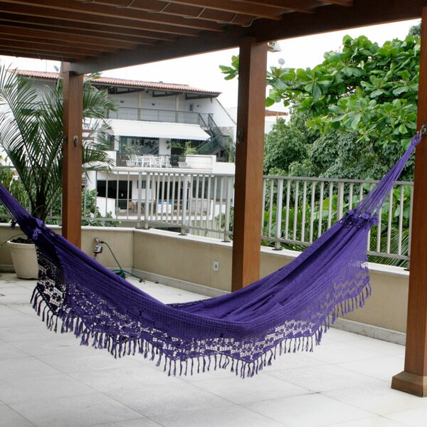 Izabela Cotton Tree Hammock by World Menagerie World Menagerie