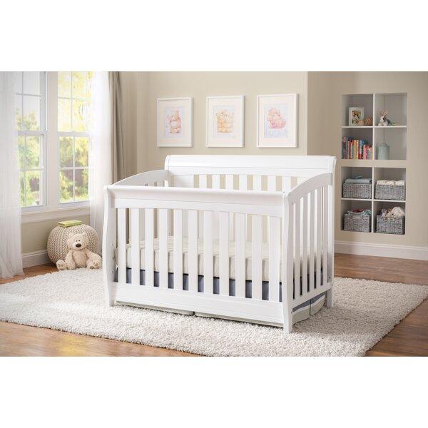Charlotte 4-in-1 Convertible Crib by Delta Childre
