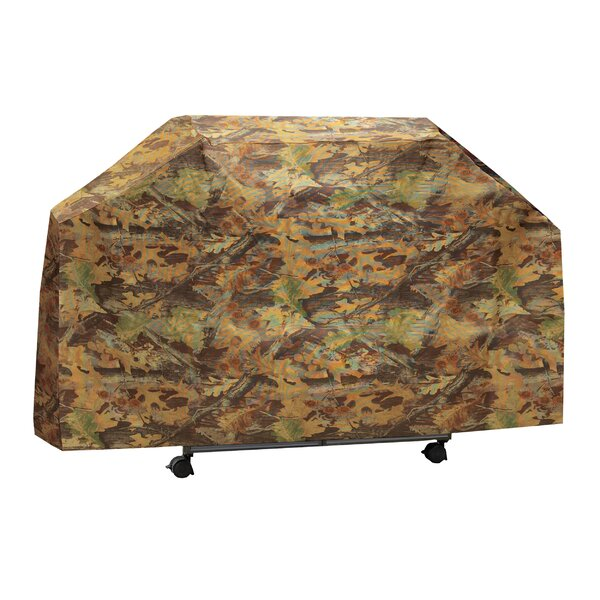 Premium Universal Camouflage Grill Cover by Mr. Bar-B-Q