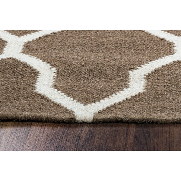 Kingsley Chocolate Rug by Birch Lane™