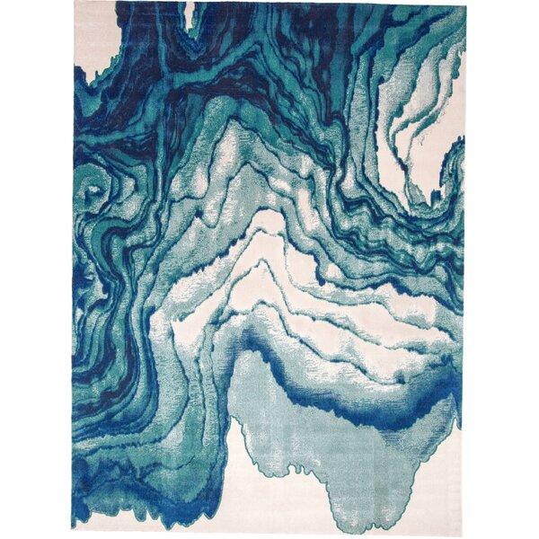 @ PeoPles Blue Area Rug by Zipcode Design| #$233.00!
