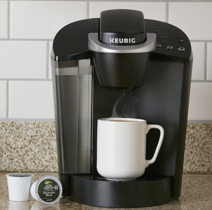 K-Classic Single-Serve K-Cup Pod Coffee Maker