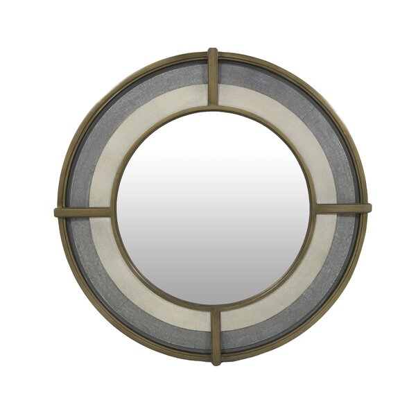 Zola Accent Mirror by Gabby