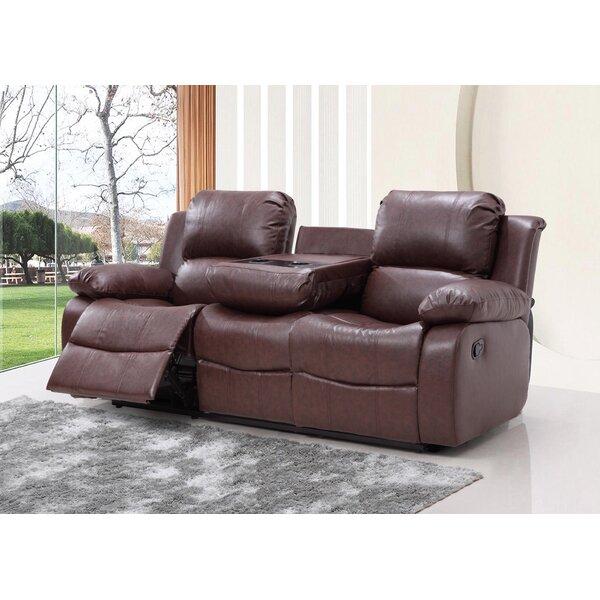 Soler Reclining Sofa by Red Barrel Studio