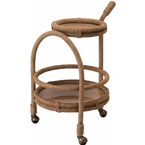Palm Bay Bar Cart by Jamie Young Company