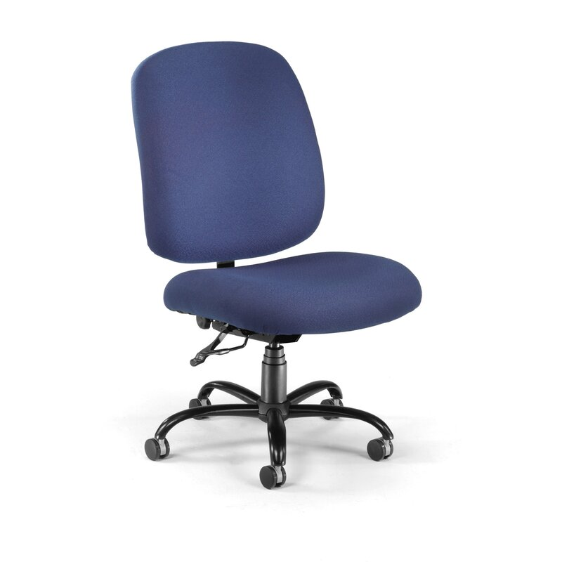 And Tall High Back Desk Chair
