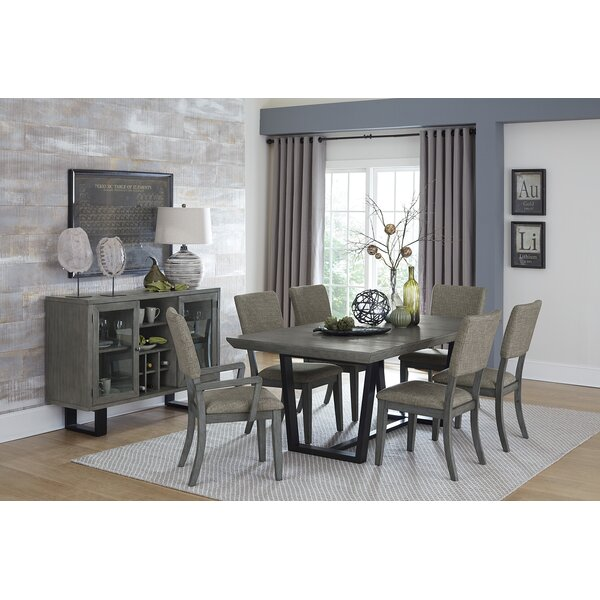 Alia Dining Table By Gracie Oaks
