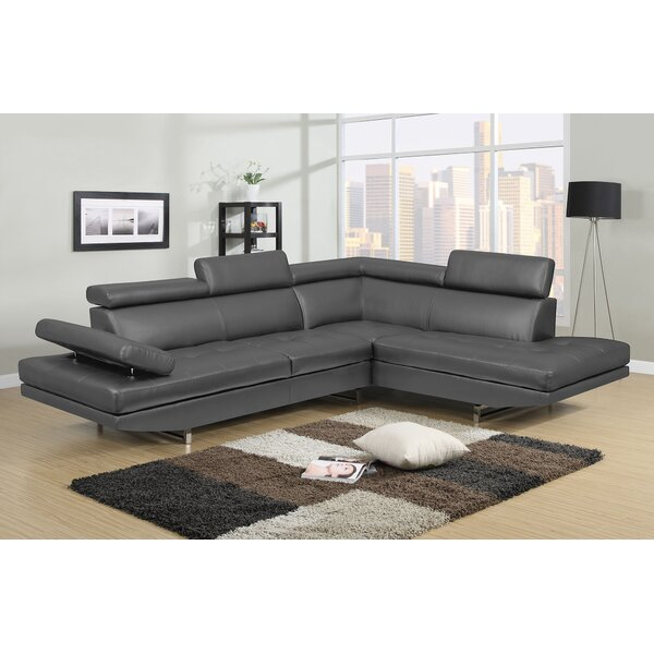 Alemany Sectional by Orren Ellis