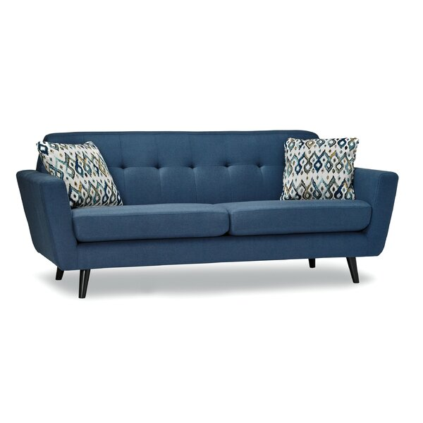 Closeout Browerville Sofa by Wrought Studio by Wrought Studio
