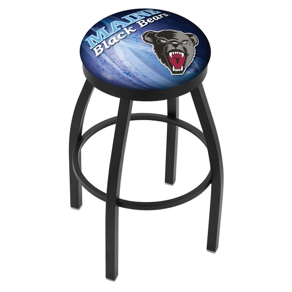 NCAA 36 Swivel Bar Stool by Holland Bar Stool