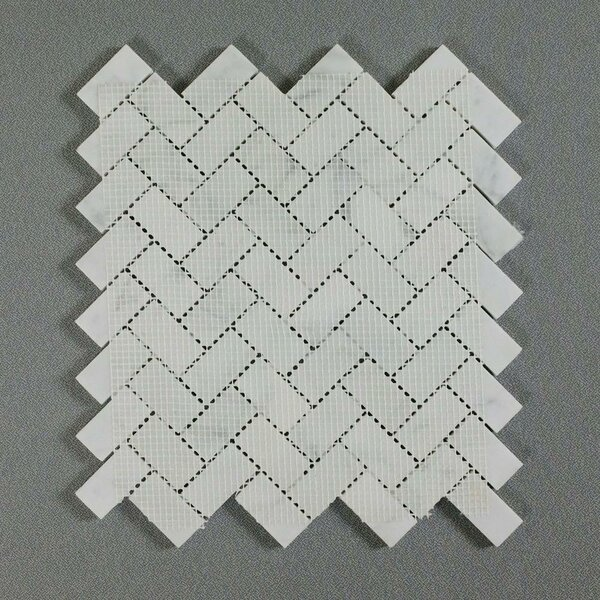 11 x 12 Marble Mosaic Tile