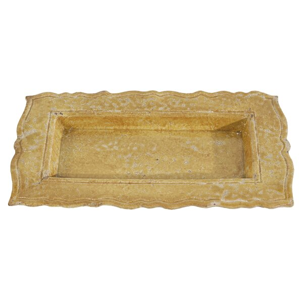Tuscan Sun Decorative Platter by Established 98
