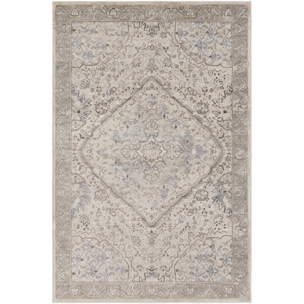 Blue Hill Vintage Natural Area Rug by One Allium Way