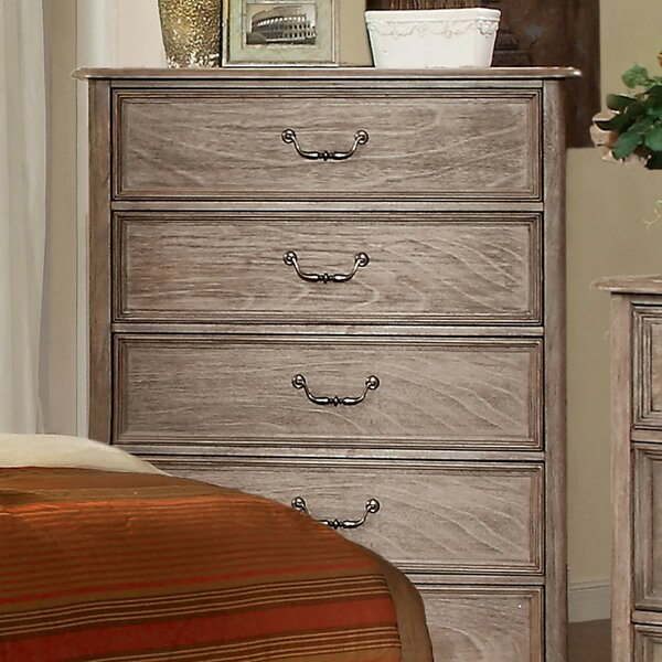Thelma 5 Drawer Chest by Canora Grey